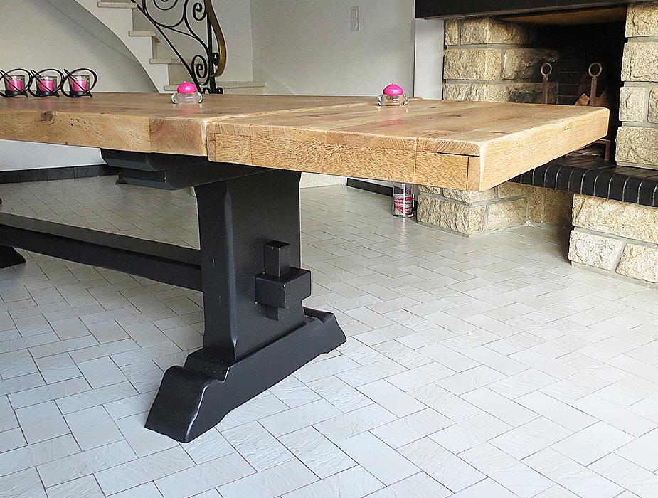 Relooking D Une Table Monastere Creatypic Relooking De